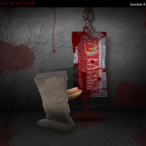 killer ketchup